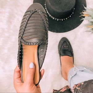 Shoes - My Comfy Summer Mules | Black Mules
